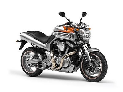 mt 01 2009 Nova Yamaha MT 01 2009