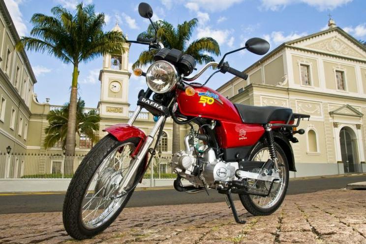 dafra super500 Dafra Super 50 2011   Nova Moto Econômica
