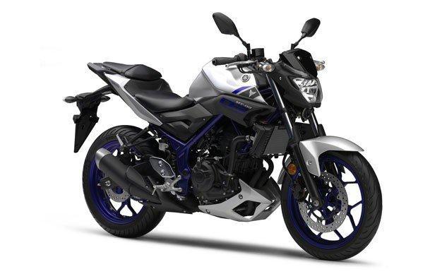 Yamaha MT-03 – Nova naked será lançada no Brasil em maio