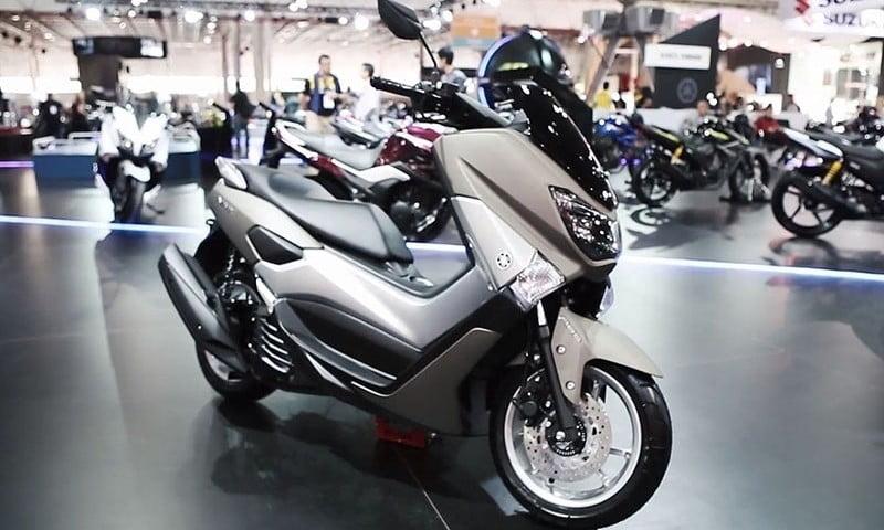 Yamaha NMax 160 – Lançamento e Características