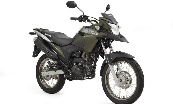 Lançamento da Honda XRE 190 no Brasil