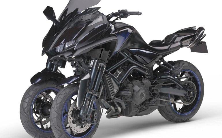 Yamaha MWT-9 – Nova Moto de 3 Rodas deve chegar ao Mercado em 2018