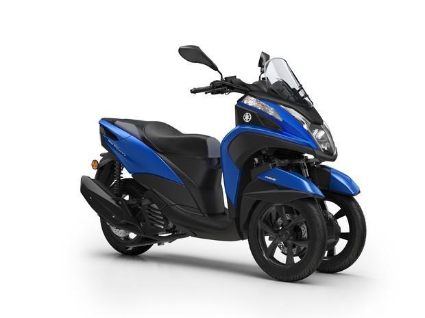 Yamaha Tricity 155 – Lançamento do Novo Triciclo