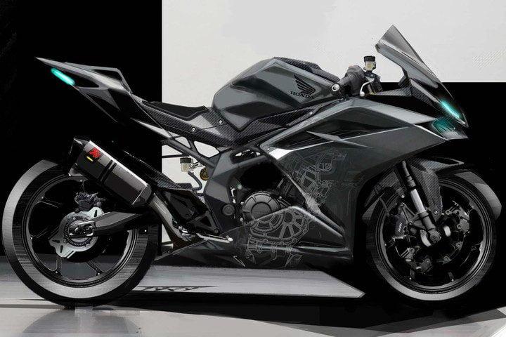 Honda CBR 250RR – Nova Moto Esportiva de Baixa Cilindrada
