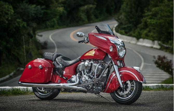 Indian Chieftain – Lançamento e Preço da Nova Moto