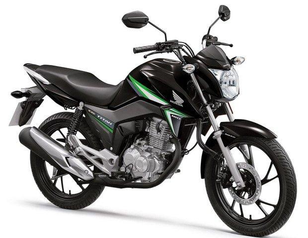 Nova Honda CG 160 Fan e CG 160 Titan 2017 – Novidades e Preço