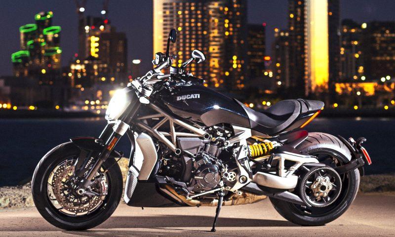 Ducati XDiavel e XDiavel S estão à venda no Brasil