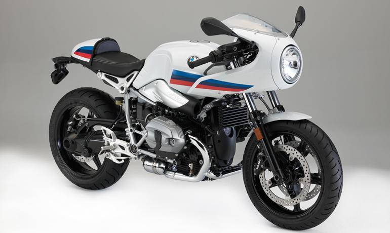 BMW lançou motos da linha R Nine T