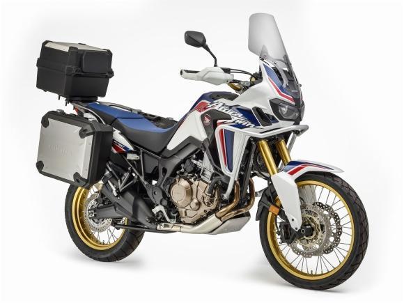 Honda Africa Twin recebeu o título de Moto do Ano