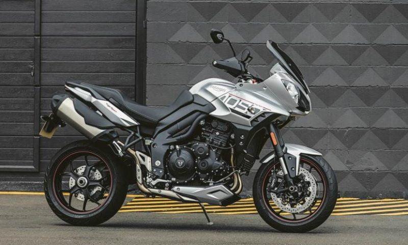 Triumph Tiger Sport – Nova moto está sendo fabricada em Manaus