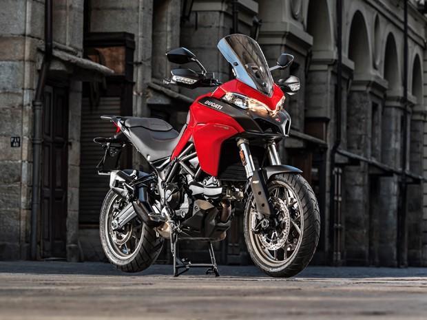 Ducati Multistrada 950 – Lançamento e Novidades