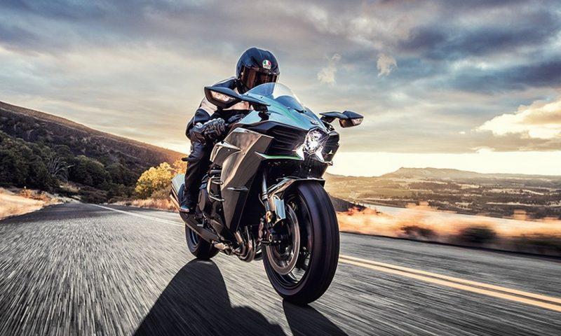 Pré-Venda da Kawasaki Ninja H2, HR Carbon e H2R