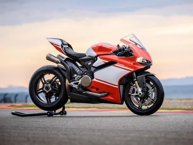Ducati 1299 Superleggera – Pré-Venda no Brasil
