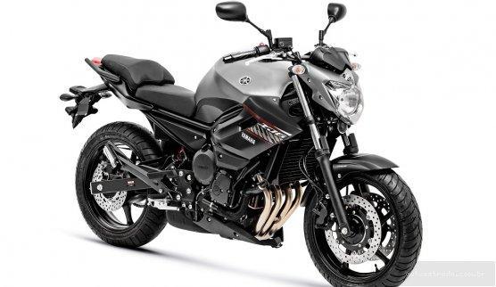 Yamaha XJ6N 2018 – Moto Naked ganha Novas Opções de Cor