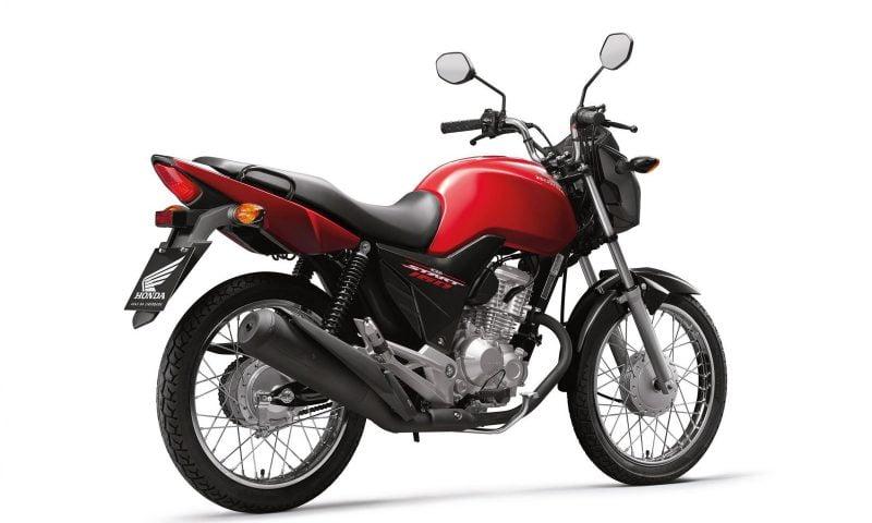 Honda CG 160 – Versões, Preços, Novidades