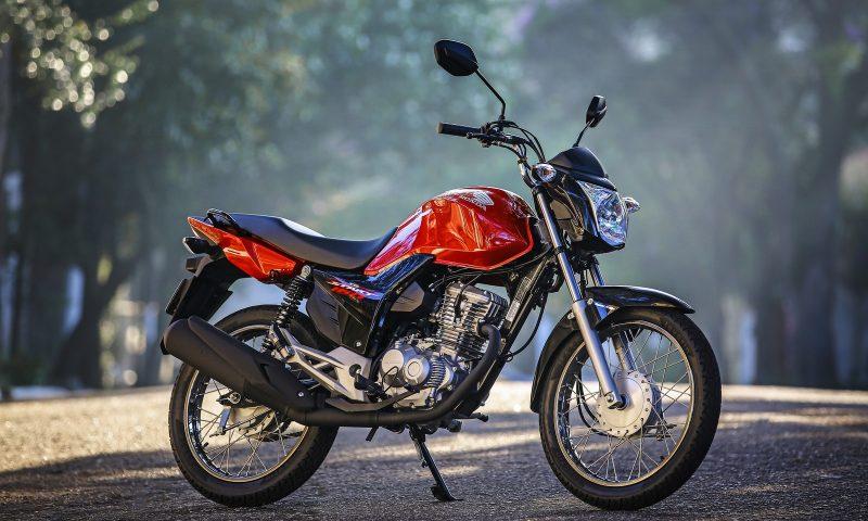 Honda CG 160 2018 – Preços e O Que Mudou