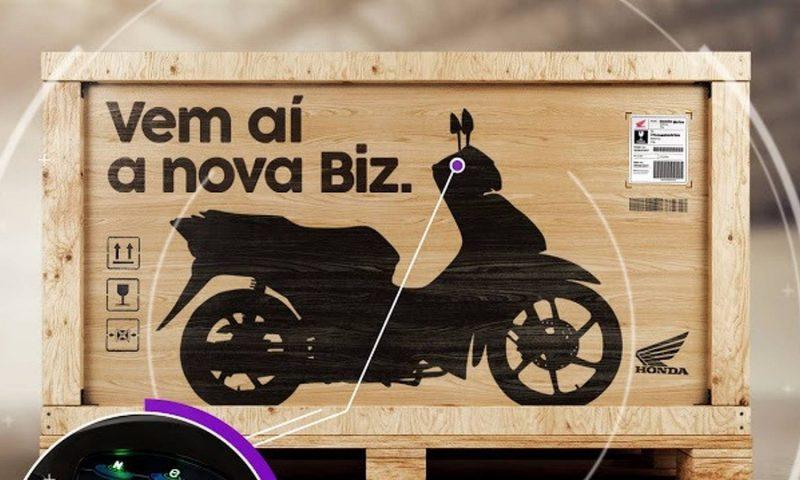 Nova Honda Biz 2018 – Lançamento no Salão Duas Rodas 2017