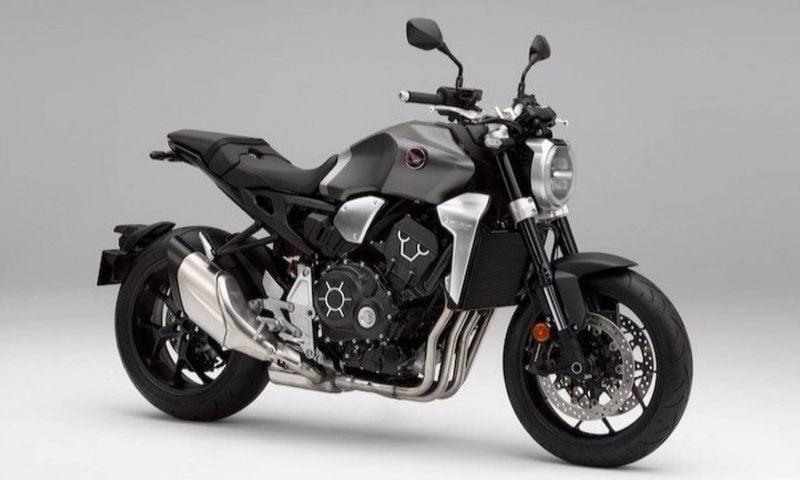Nova Honda CB1000R 2018