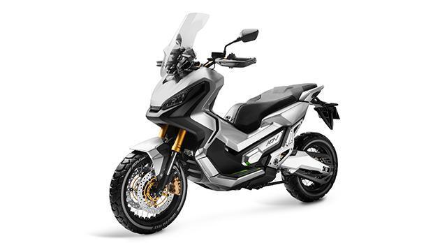Honda X ADV – Preço da Scooter
