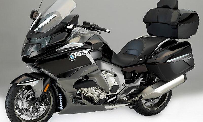 BMW K 1600 GTL – Ficha Técnica, Especificações