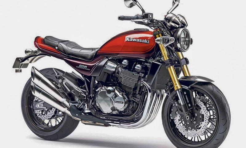 Kawasaki Z900RS – Características, Lançamento