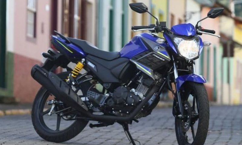 Yamaha Fazer 150 UBS – Características, Especificações