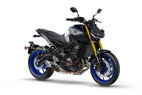 Yamaha MT-09 – Ficha Técnica, Especificações
