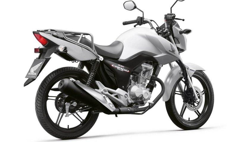 Honda CG 160 Cargo 2018 – Preço e Novidades
