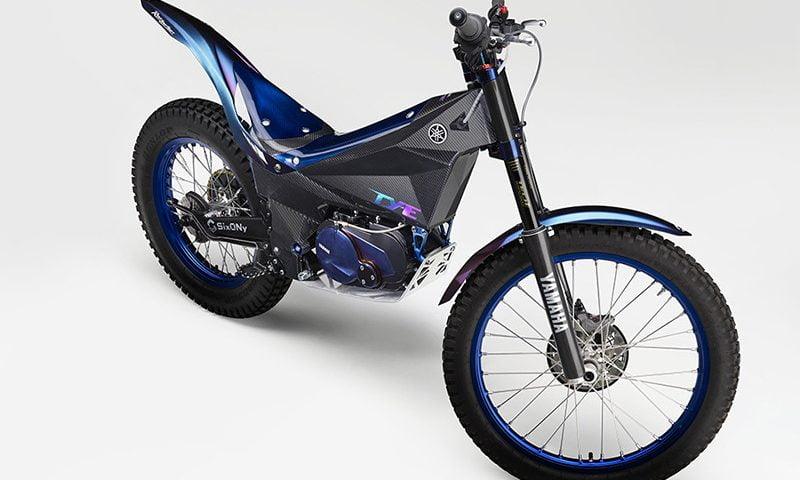 Yamaha TY-E – Novidades, Características