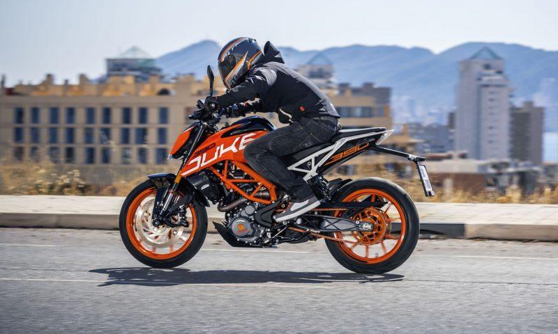KTM 390 Duke 2018 – Preço e Novidades
