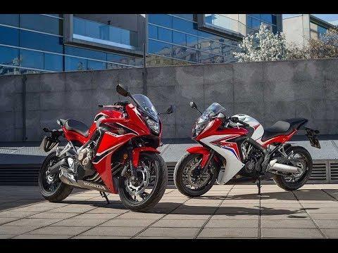 Honda CBR 650F 2019 – Características, Especificações